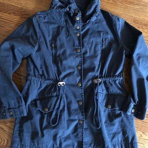 Sound & Matter Navy Blue Jacket